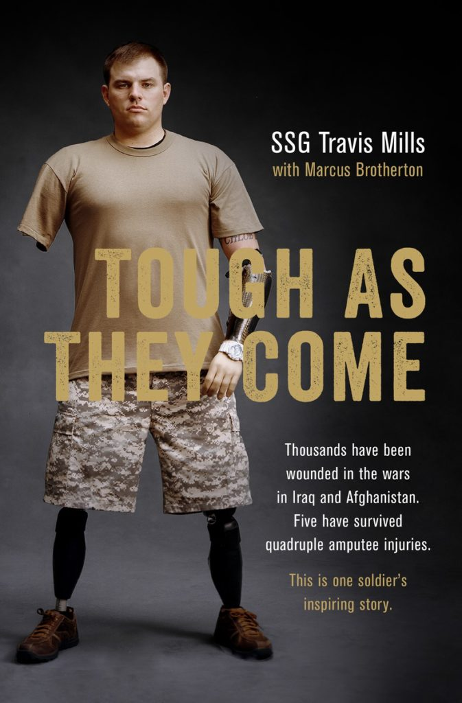 Image Source--Team Travis Mills