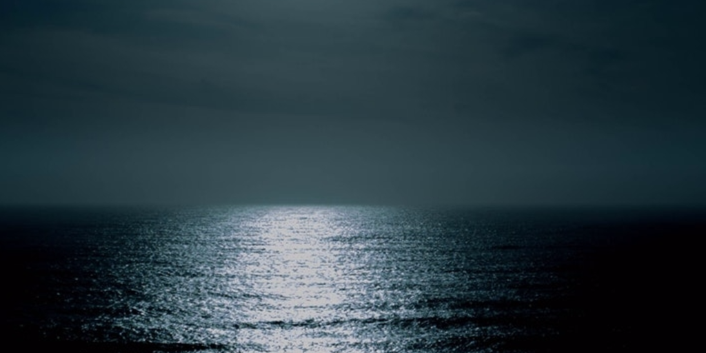 Moonlight on Water